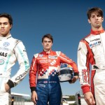 Jazeman Jaafar, Jack Harvey and Felix Serralles