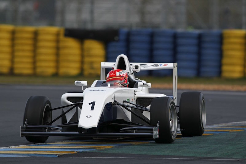World Junior Kart Champion Victor Martins Heads French F4 Entry