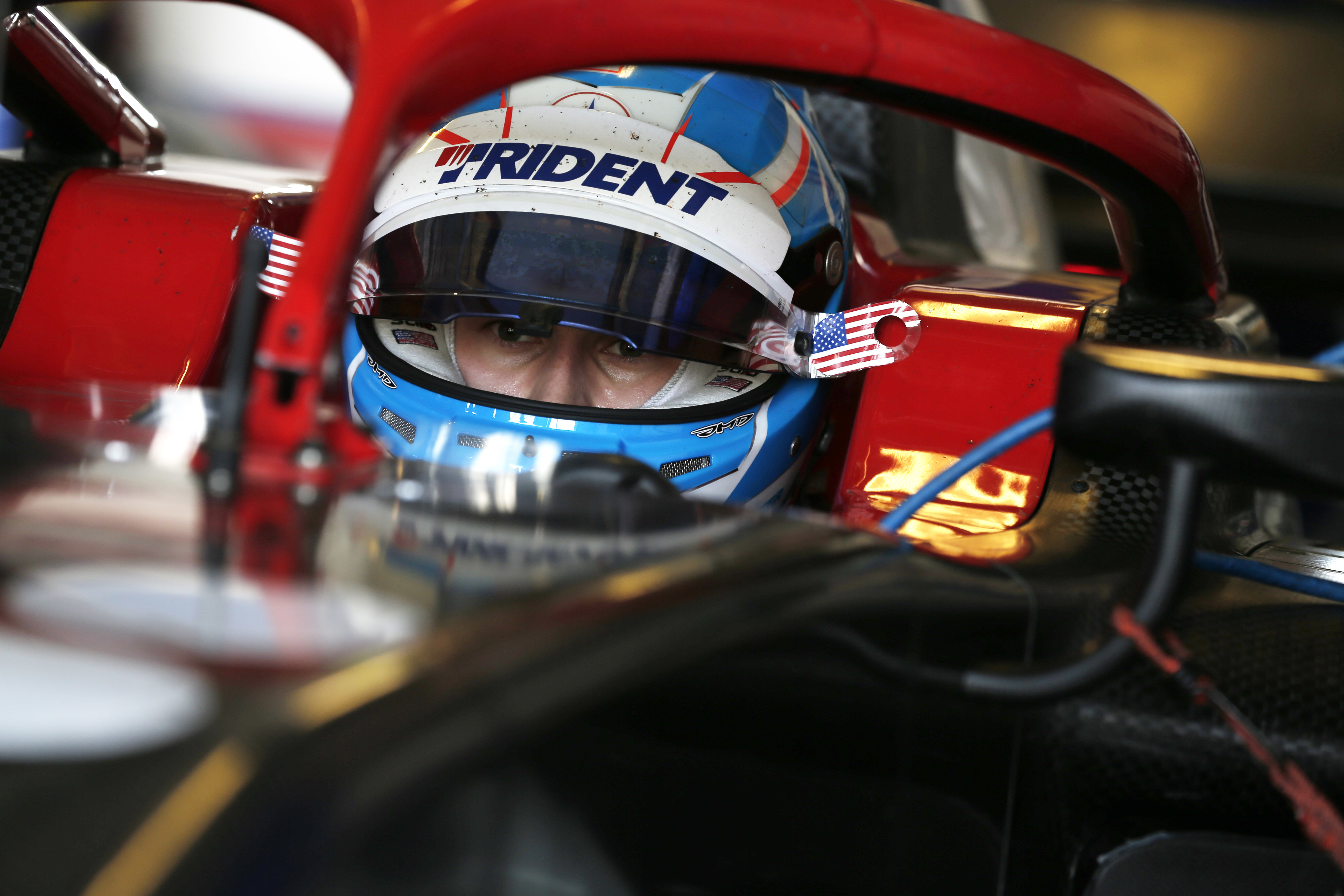 Trident call up Ryan Tveter for F2 debut as Ralph Boschung leaves